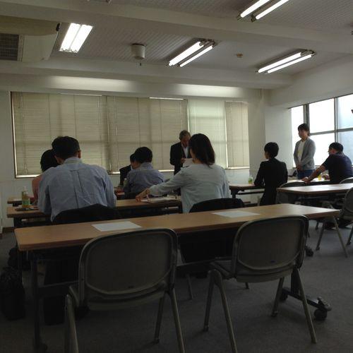 第1回東京問屋街探訪ツアー