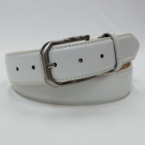 【正岡商事】35mm革/合皮オンオフ兼用カラーベルト