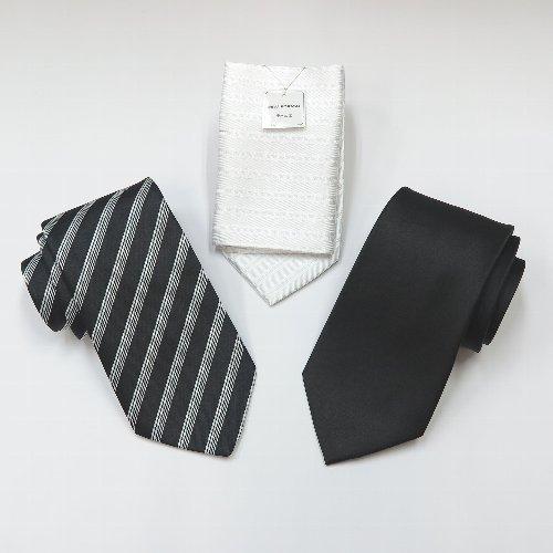 【正岡商事】冠婚葬祭用ネクタイ各種取り揃えております。